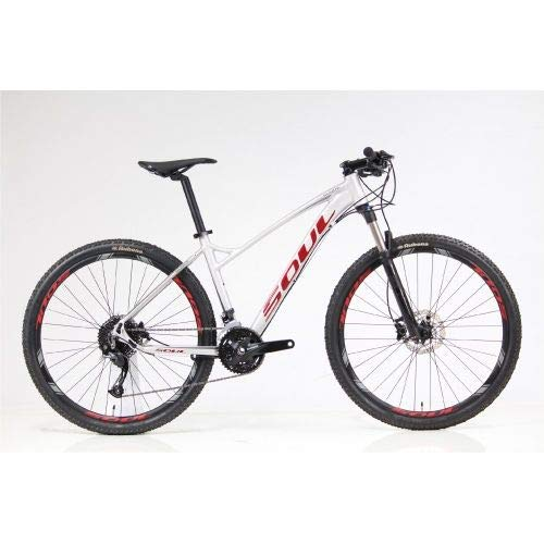 Bicicleta 27,5 Soul Sl227F 27V Altus Rock Shox Cz(Qd 17 - m)