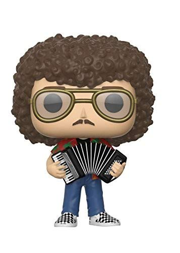 19a1128d2bf Image Unavailable. Image not available for. Color  Funko POP!  Rocks Weird  Al Yankovic Collectible Figure ...