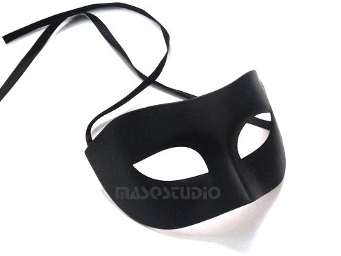 Mens Masquerade Mask Burlesque Dance Birthday Prom Party Black Tie Halloween Costume Dress Up (Burlesque Movie Halloween Costumes)