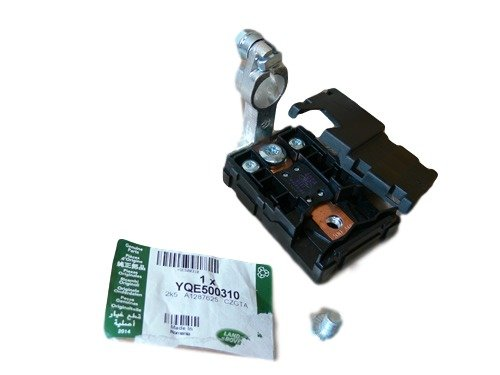 Genuine LAND ROVER BATTERY POSITIVE CABLE FUSE RANGE ROVER 03-12 LR3 LR4 RANGE ROVER SPORT 05-13 NEW YQE500310