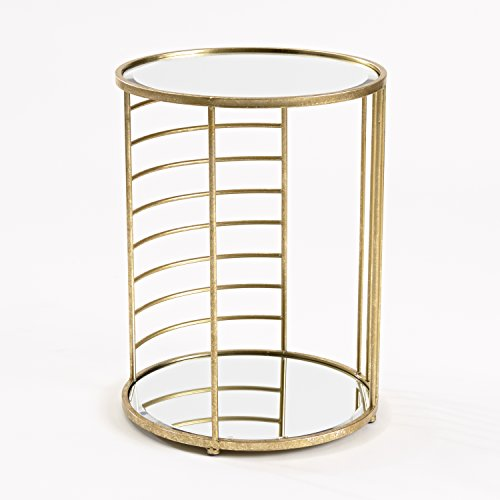 InnerSpace Luxury Products Linear Side Table by InnerSpace Luxury Products