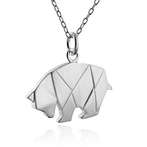 polar bear necklace - 7