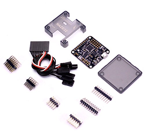 FPVDrone Naze32 Rev6 Flight Controller Acro Board CleanFlight Firmware for Mini FPV QAV250 Quadcopter Racing Drone by FPVDrone