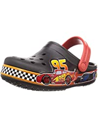 Kid's Disney and Pixar Cars Clog|Water Shoe for Toddlers, Boys, Girls