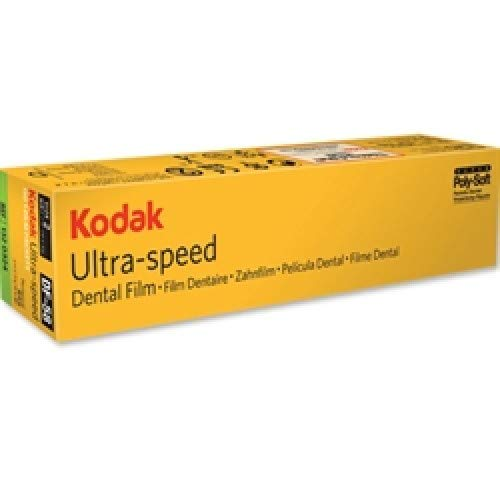 Kodak 1658194 DF-58 - Size 2, Poly-Soft, Shape, (Pack of 150) by Carestream Health