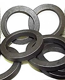 Wrought Iron Forged Rings for Ornamental Gate/Fence/Handrail