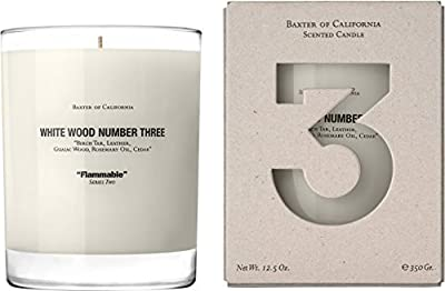 Baxter of California Scented Candle