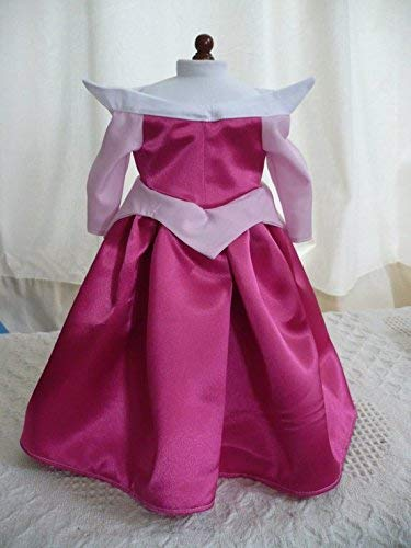 Sleeping Beauty Pink Dress for 18 Doll