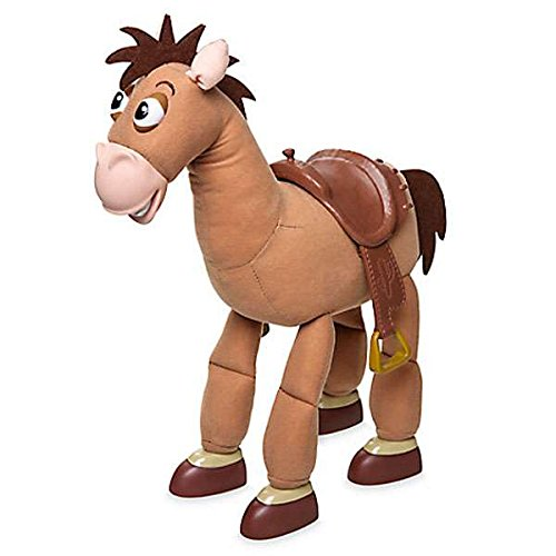 Disney Bullseye Plush Figure with Sound – Toy Story