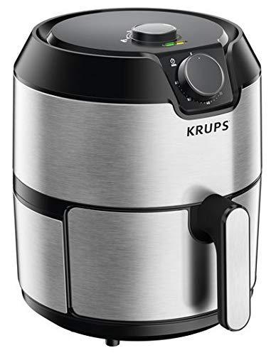 Amazon.com: KRUPS EY201 - Freidora de aire, talla única ...