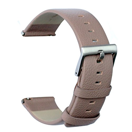 Fitbit bayite Accessory Leather Wristband