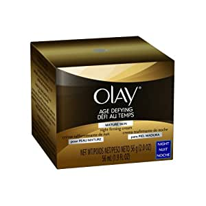 Olay Anti-Wrinkle Mature Skin Night Firming Cream - 2 oz