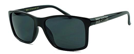 2er Pack Choppers 6608 Locs Sonnenbrille Klar Linsen Brille Herren Damen grau