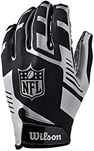 Wilson NFL Stretch Fit Receivers Glove American Football