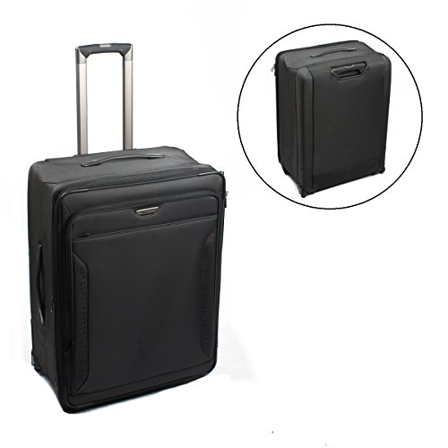 Road Warrior M-Series 27'' Collapsible Upright Suitcase Rolling Bag Expandable by Road Warrior