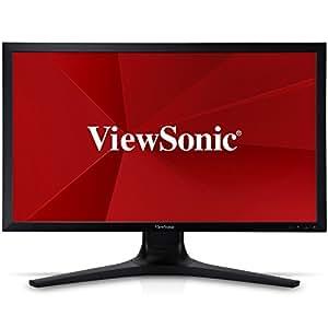 ViewSonic VP2770-LED 27-Inch SuperClear IPS LED-Lit Professional Monitor, WQHD 2560x1440, Pre-Calibrated, 1.07b Colors