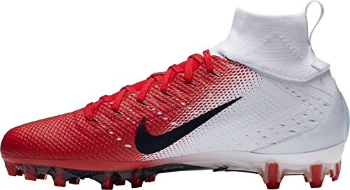 Crampons Américain Nike Pro Blanc 3 Red Vapor Untouchable rouge Football University wEppd1