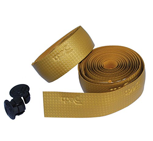 Deda Logo Tape Carbon Look Gold