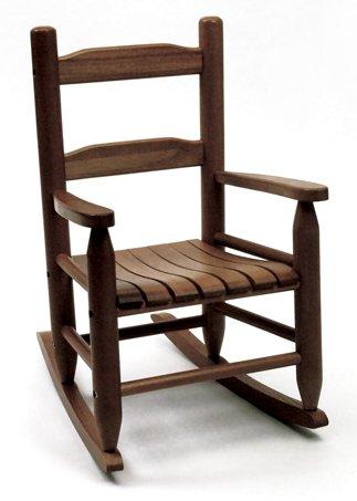 Lipper Rocking Chair - Lipper International 555WN Child's Rocking Chair, 14.5