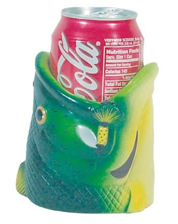 Drinking Can Cooler Fish Holder product image