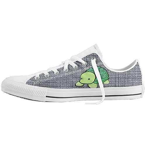 Tide Shoe House Back Off I'm Retired, Turtle Smiling Classic Fashion Underwall Sneakers Classic Canvas Shoes Canvas Shoes Canvas Sneakers Fashion Sneakers