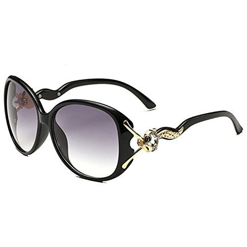 Sinkfish SG80043 Sunglasses for Women,Anti-UV & Elegant Oval Sunshades - UV400 - Hut Sunglass Store Locator