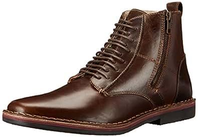 Amazon.com | Steve Madden Men's Harrisen, Dark Brown, 7 M