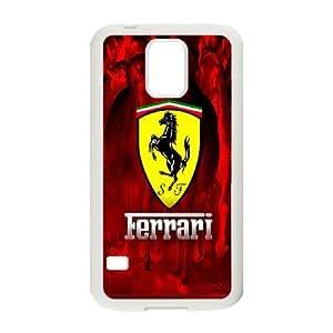 Samsung Galaxy S5 I9600 Phone Case Ferrari SA81692