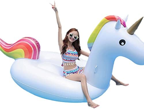 Boby Colchoneta Hinchable Flotador Unicornios Pool Float Gigante ...