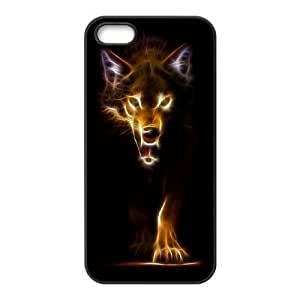 DIY Phone Case For Htc One M9 Cover , Fire Wolf Cover Case - HL-R662721