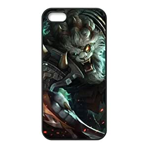iPhone 5 5s Cell Phone Case Black Rengar league of legends 003 YT1447570