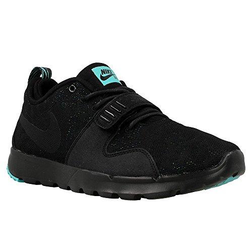 Nike SB Trainerendor Men Lifestyle Casual Sneakers New Black Clear Jade - 11