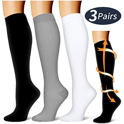 Compression Socks3 Pairs Compression
