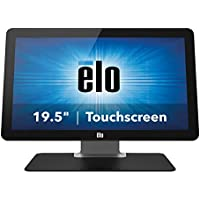 Elo Touch E396119 2002L Projected Capacitive 19.5 HD LED Touch Monitor, Mini-VGA/HDMI Video I/F, Multi-Touch, USB Touch Controller I/F, WW-Version, Zero-Bezel, Black