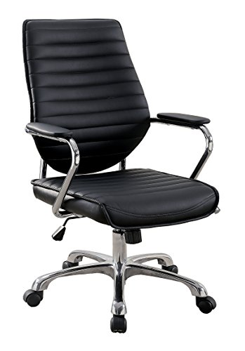 HOMES: Inside + Out IDF-FC643BK Weiler Office Chair