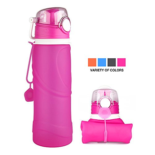 Foldable Collapsible Silicone FDA approved Travelling product image