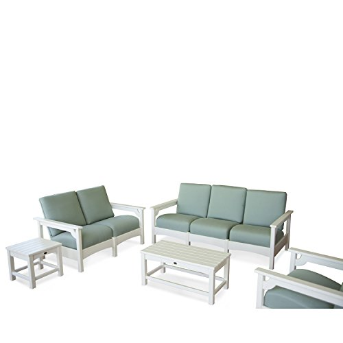 Cheap Club 5 Piece Deep Seating Group