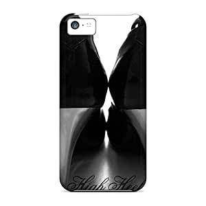 New Arrival Cases Covers With MUV34872bsMV Design For Iphone 5c- High Heels
