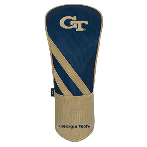 Team Effort Georgia Tech Yellow Jackets Driver Headcover (Headcovers Georgia Tech)