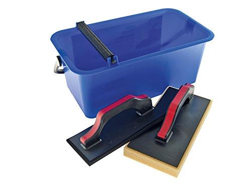 Stubai Fliesen-wasch-Set Hobby 10 L, 4-teilig, ZK4012
