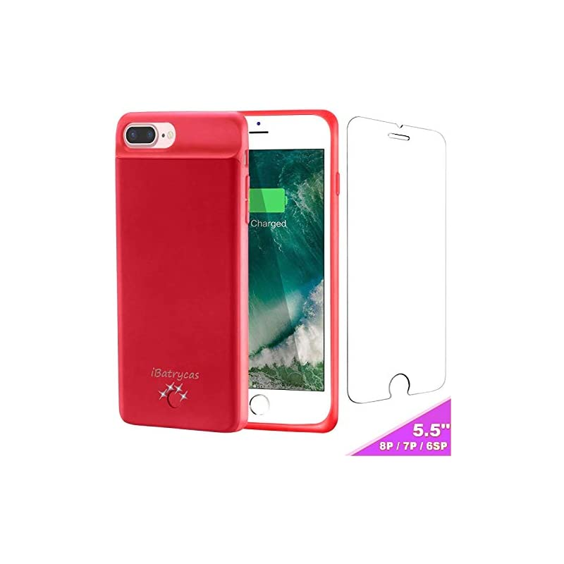 iBatrycas Battery Case iPhone 7 Plus / 8