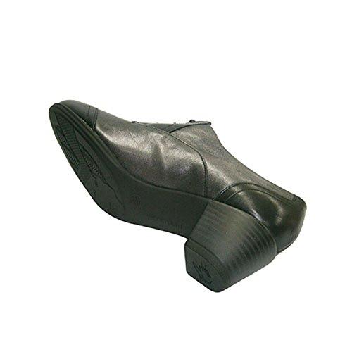 Noir en PITILLOS Chaussures Dentelles Femme de combiné wxaXYqaz
