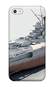 Fashion Protective Battleship Yamato Case Cover For Iphone 5/5s