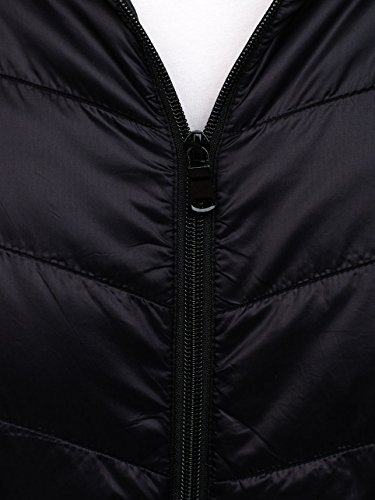 Jacket Men's 4D4 BOLF Transitional Black 138 Mix Casual Lightweight Classic qHnEgR