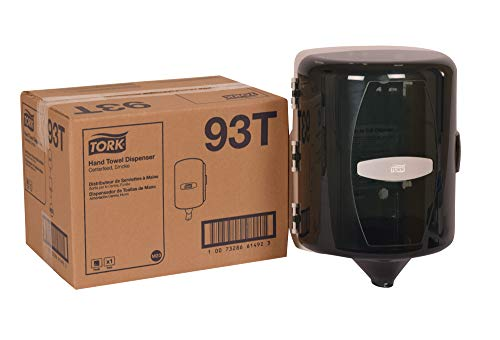 (Tork 93T Centerfeed Hand Towel Dispenser, Plastic, 12.75