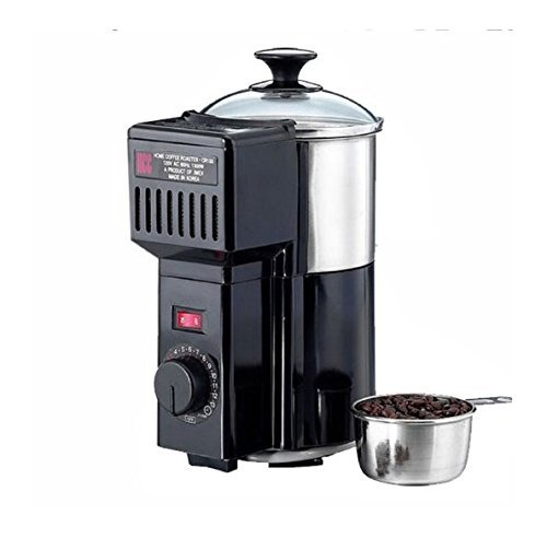 Imax Green Coffee Beans Home Coffee Roaster Machine Roasting Waste