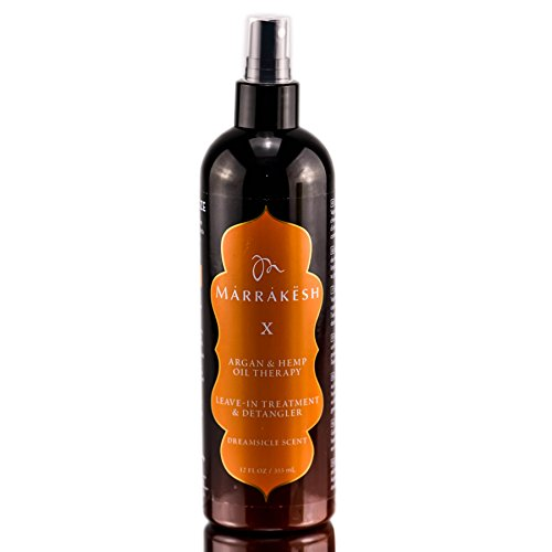 - Marrakesh X Dreamsicle Leave-in Treatment 12 Oz