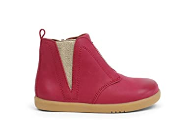 Bobux Signet Boots in Dark Pink  Amazon.co.uk  Shoes   Bags 18b73a0a74