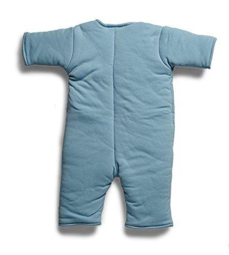 Baby Merlin's Magic Sleepsuit - Swaddle Transition Product - Cotton - Blue - 6-9 Months