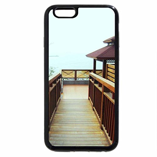 iPhone 6S / iPhone 6 Case (Black) Observation deck